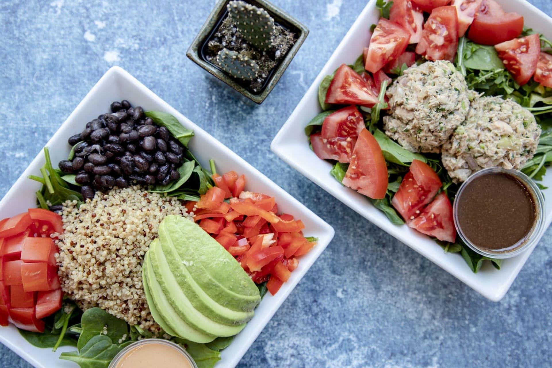 the scoop salad