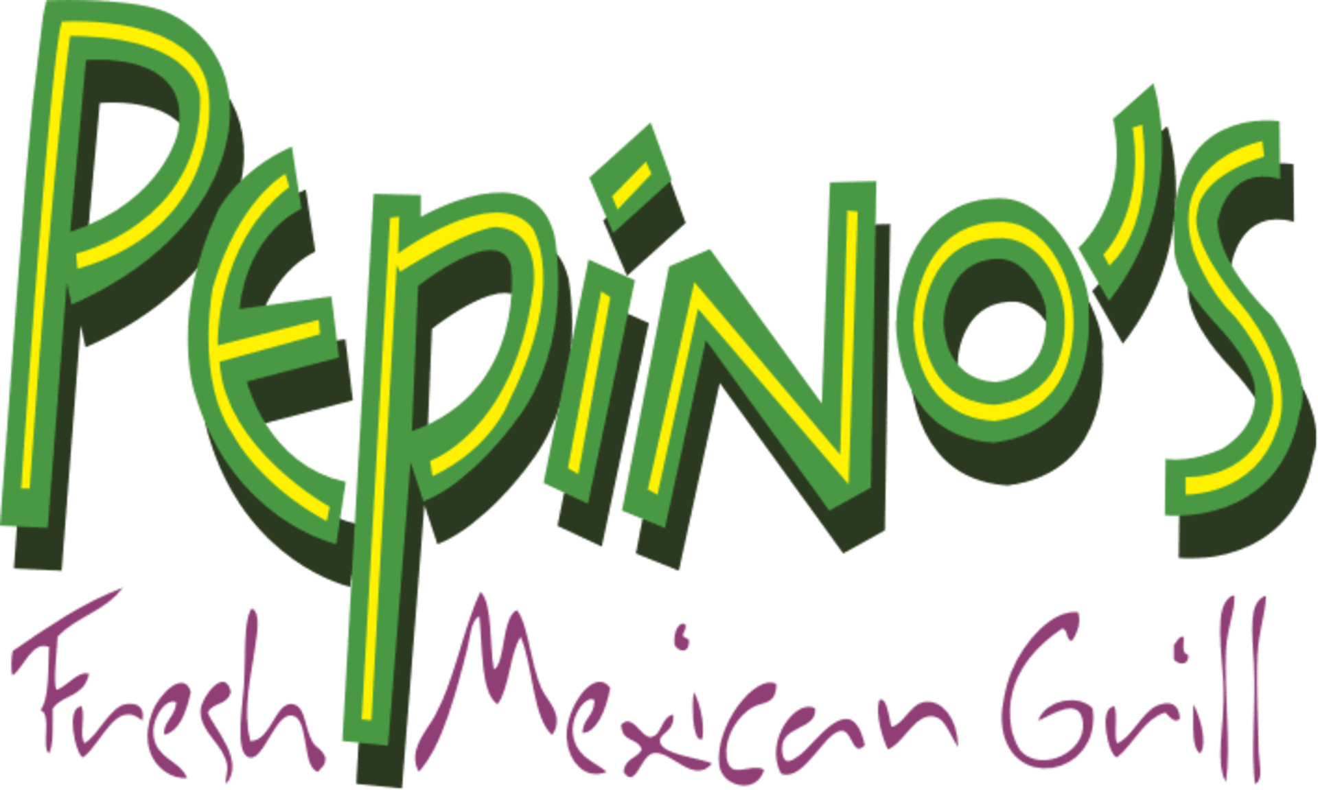 pepino's fresh mexican grill logo