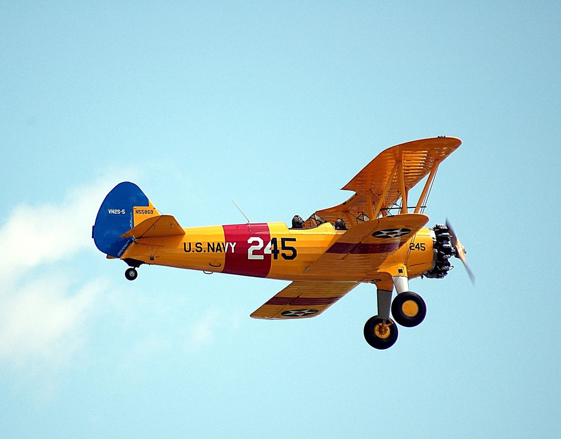 WW II plane