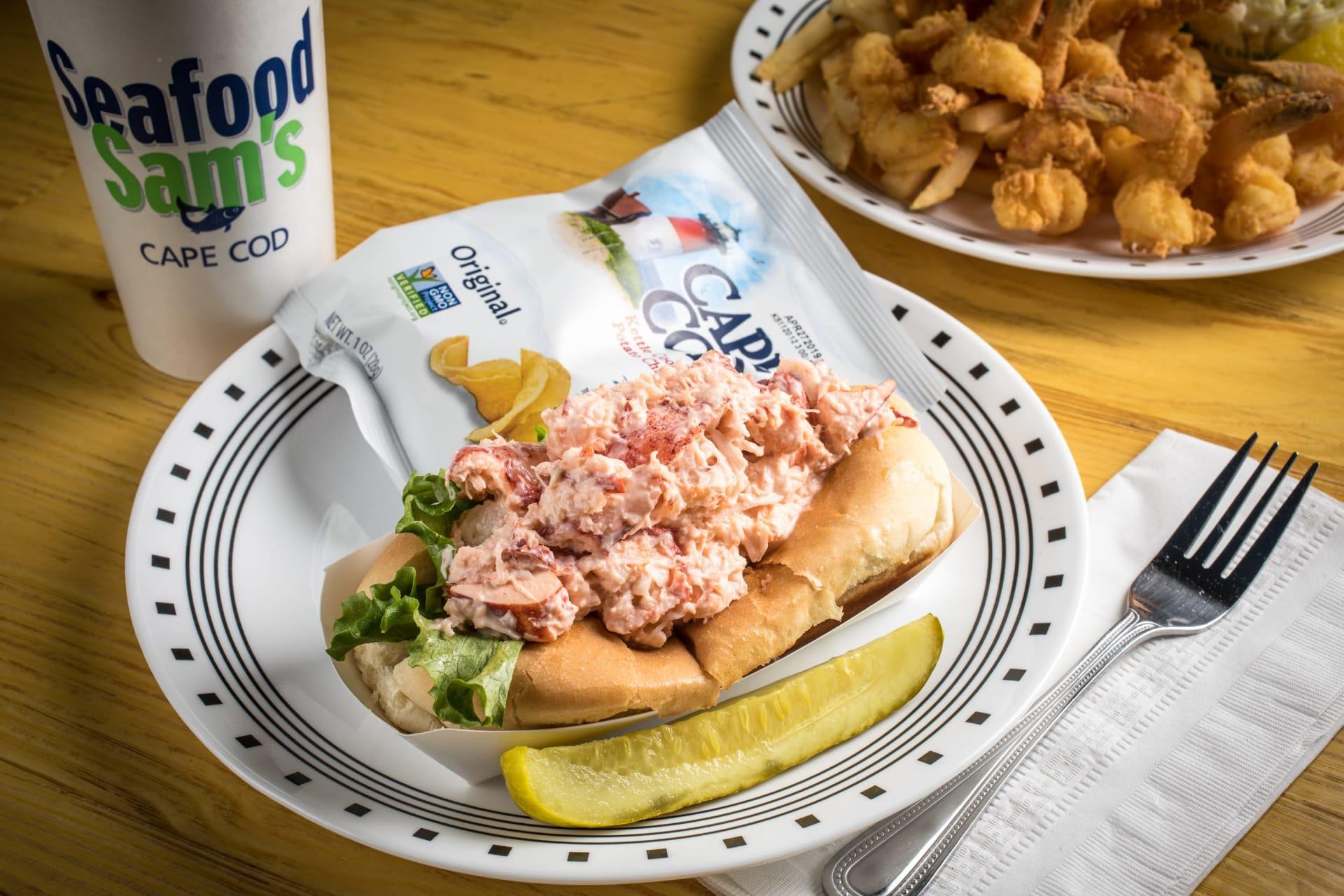 Seafood Sam's Blog