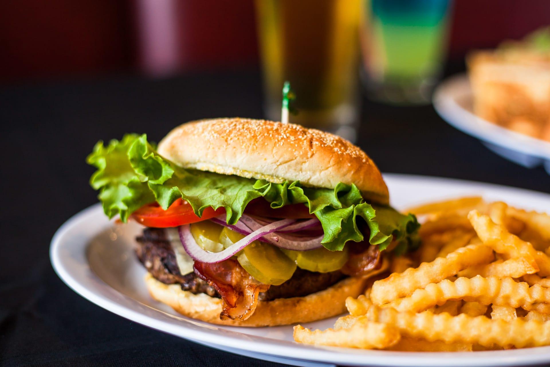 The Beast Burger