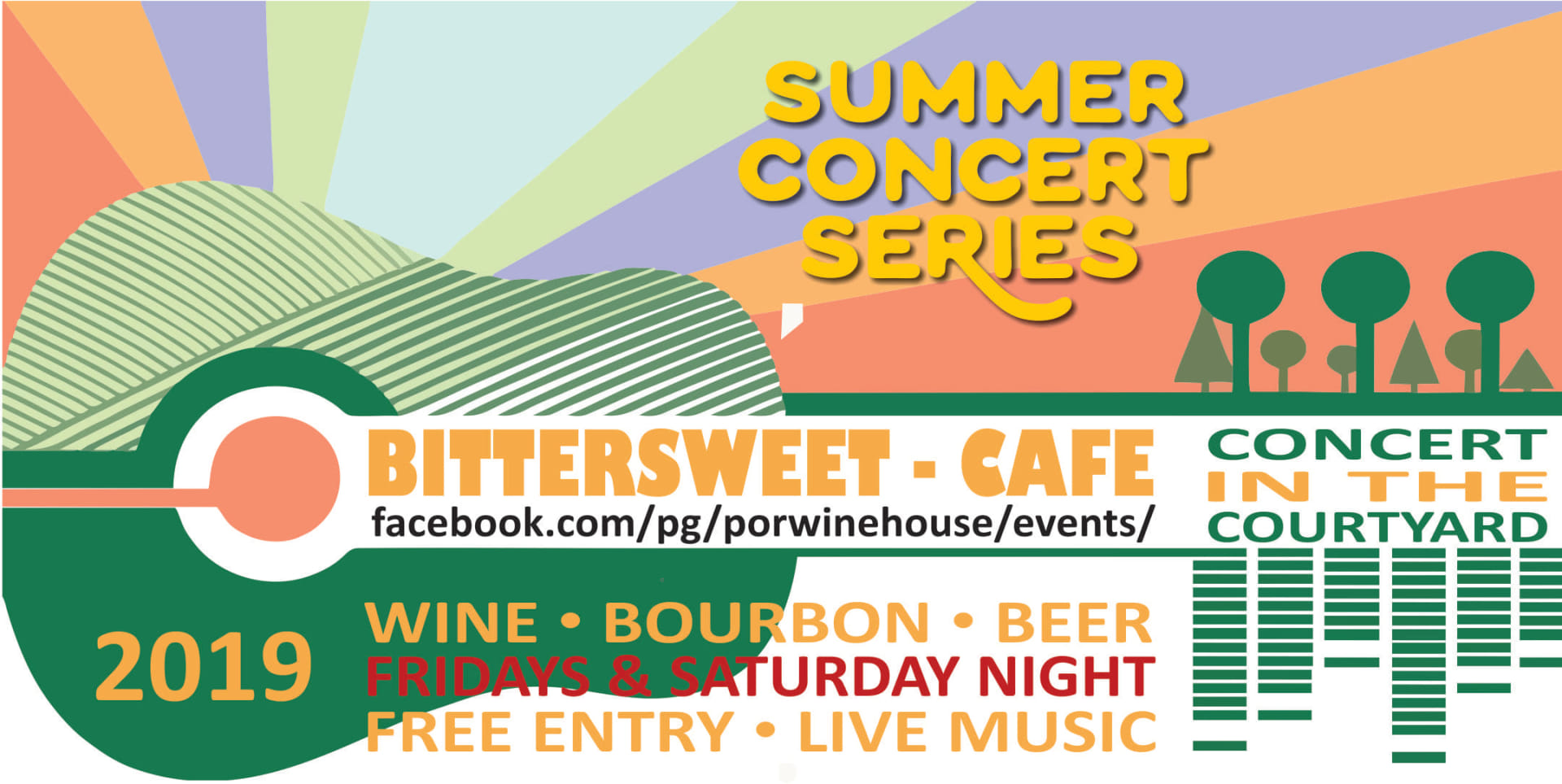 Summer Concerts in the Courtyard