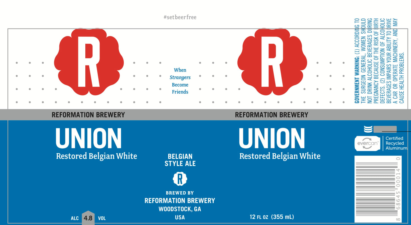 Reformation Union Belgian White