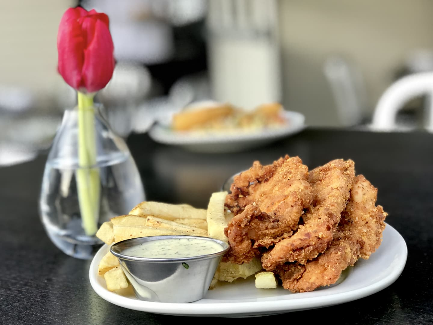 Southern Fried Chicken w/ Hand-Cut Fries