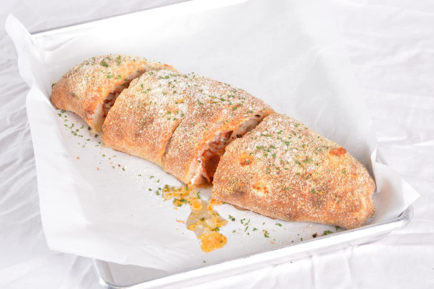 NEW YORK CALZONE