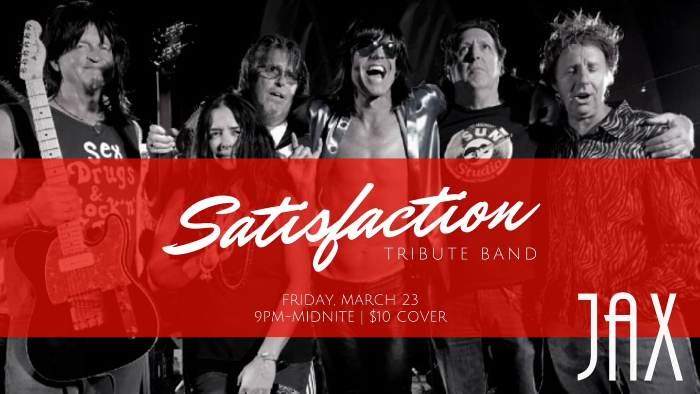 March 23 | SATISFACTION