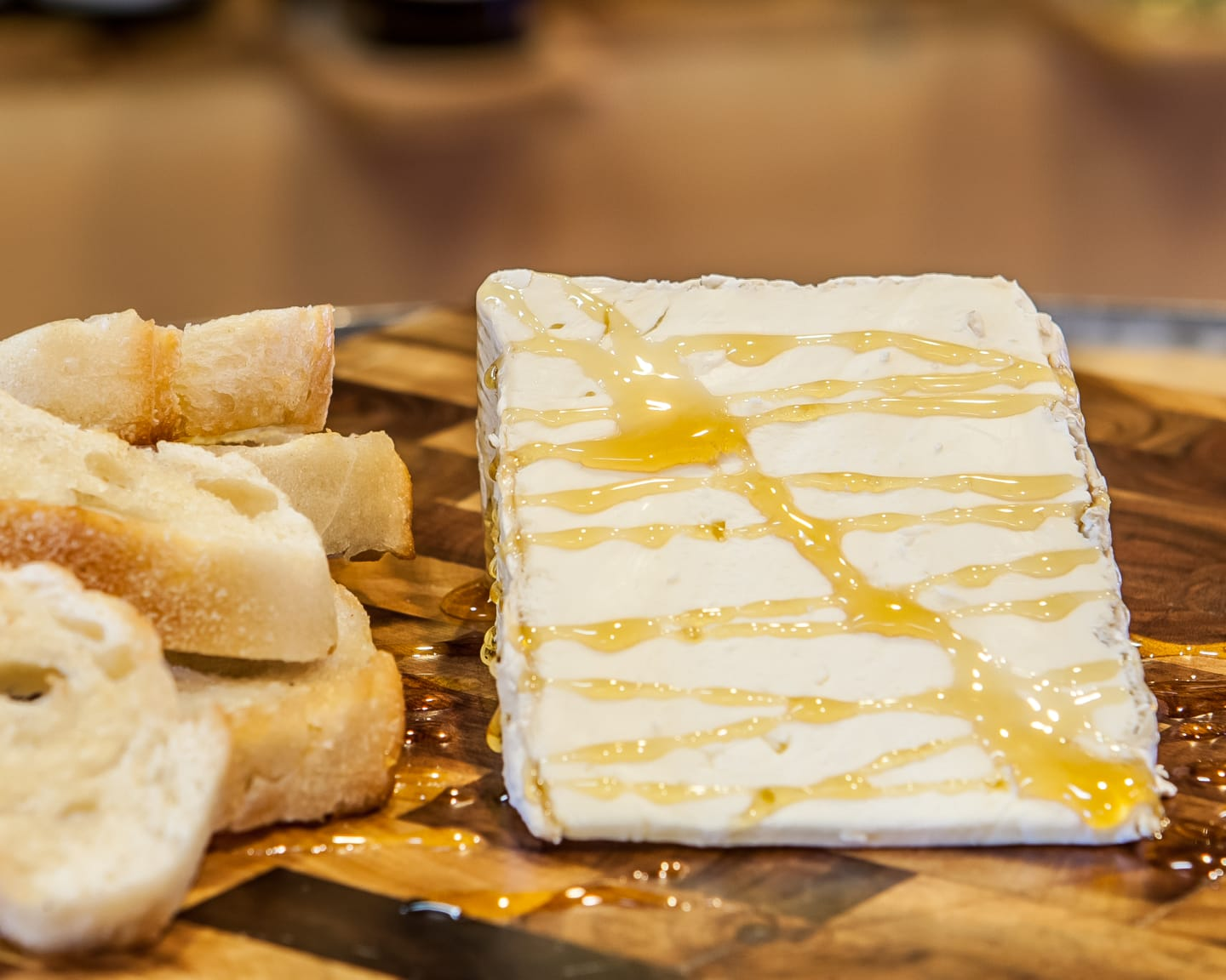 French Brie Wedge