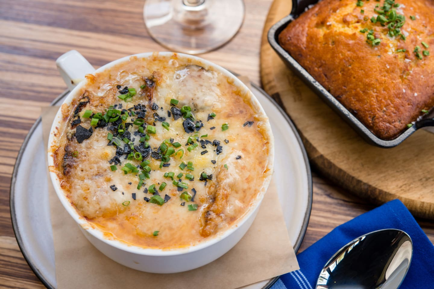 Caramelized Onion Soup