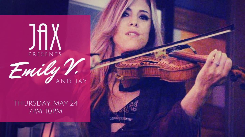 May 24 | EMILY V. AND JAY