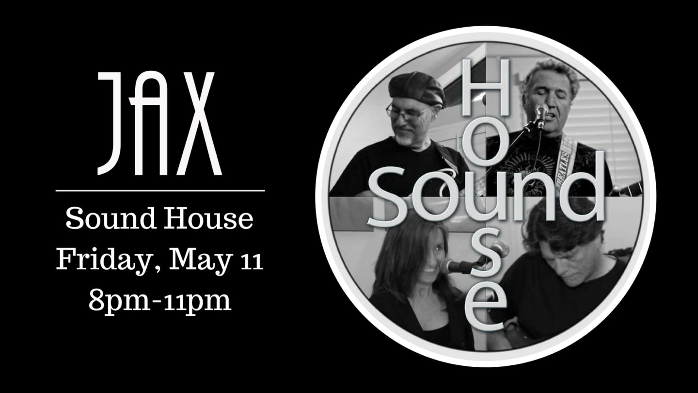 May 11 | SOUND HOUSE