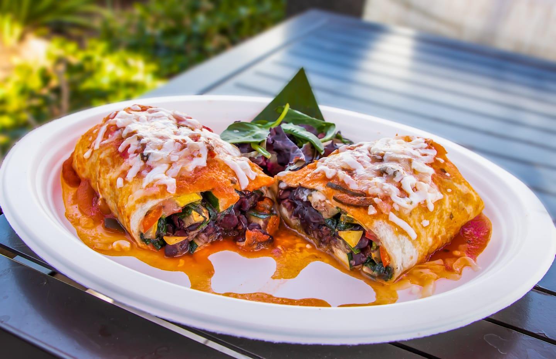 Mesa Burrito
