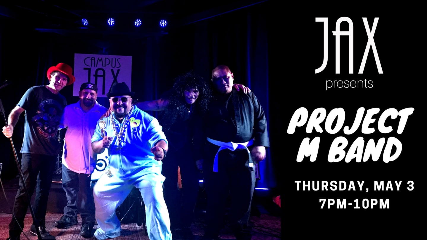 May 3 | PROJECT M BAND