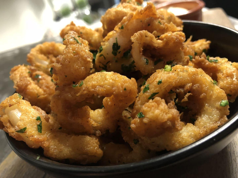 Calamari Fritos
