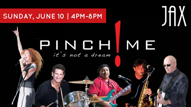 June 10   PINCH ME!