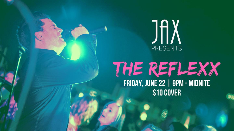 June 22 | THE REFLEXX