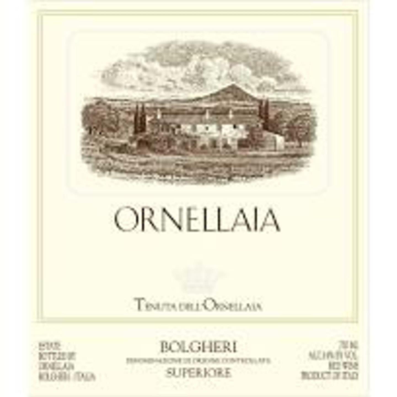 June Paring Dinner - Ornellaia Estate