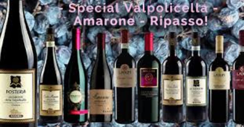 October Pairing Dinner - Veneto Amarone & Ripasso