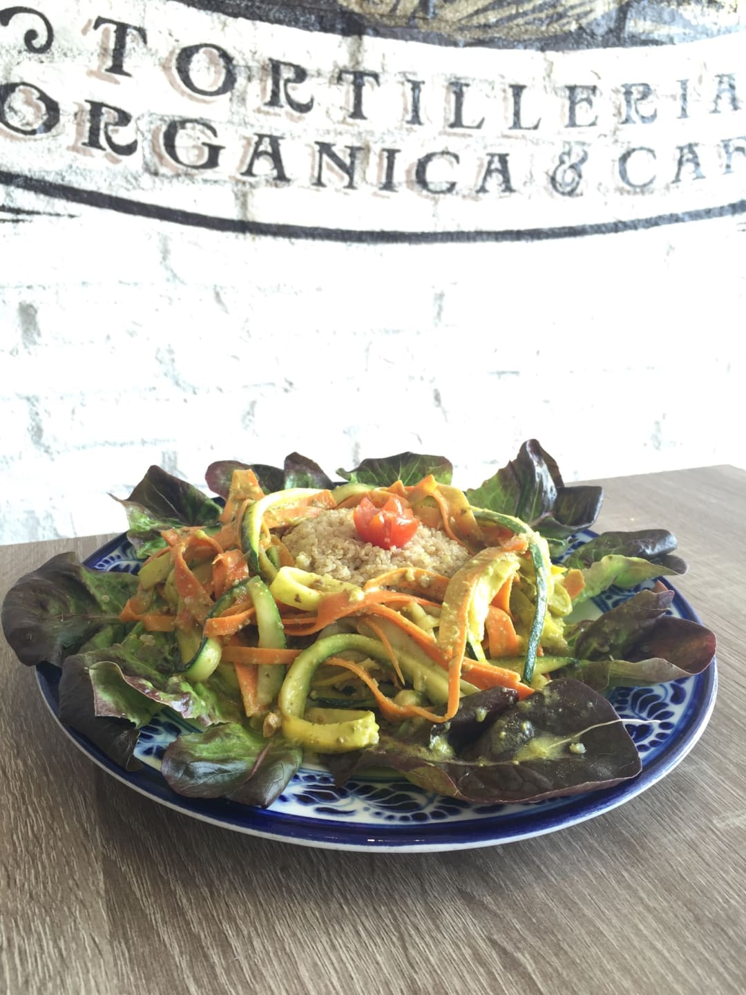 MONDAY - Vegan Fettuccine