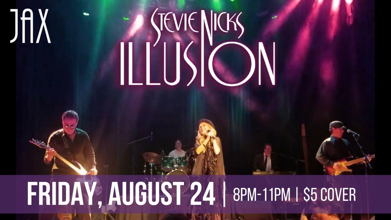 August 24 | STEVIE NICKS ILLUSION
