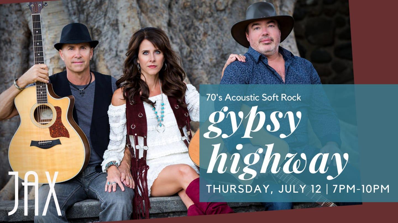 July 12 | GYPSY HIGHWAY
