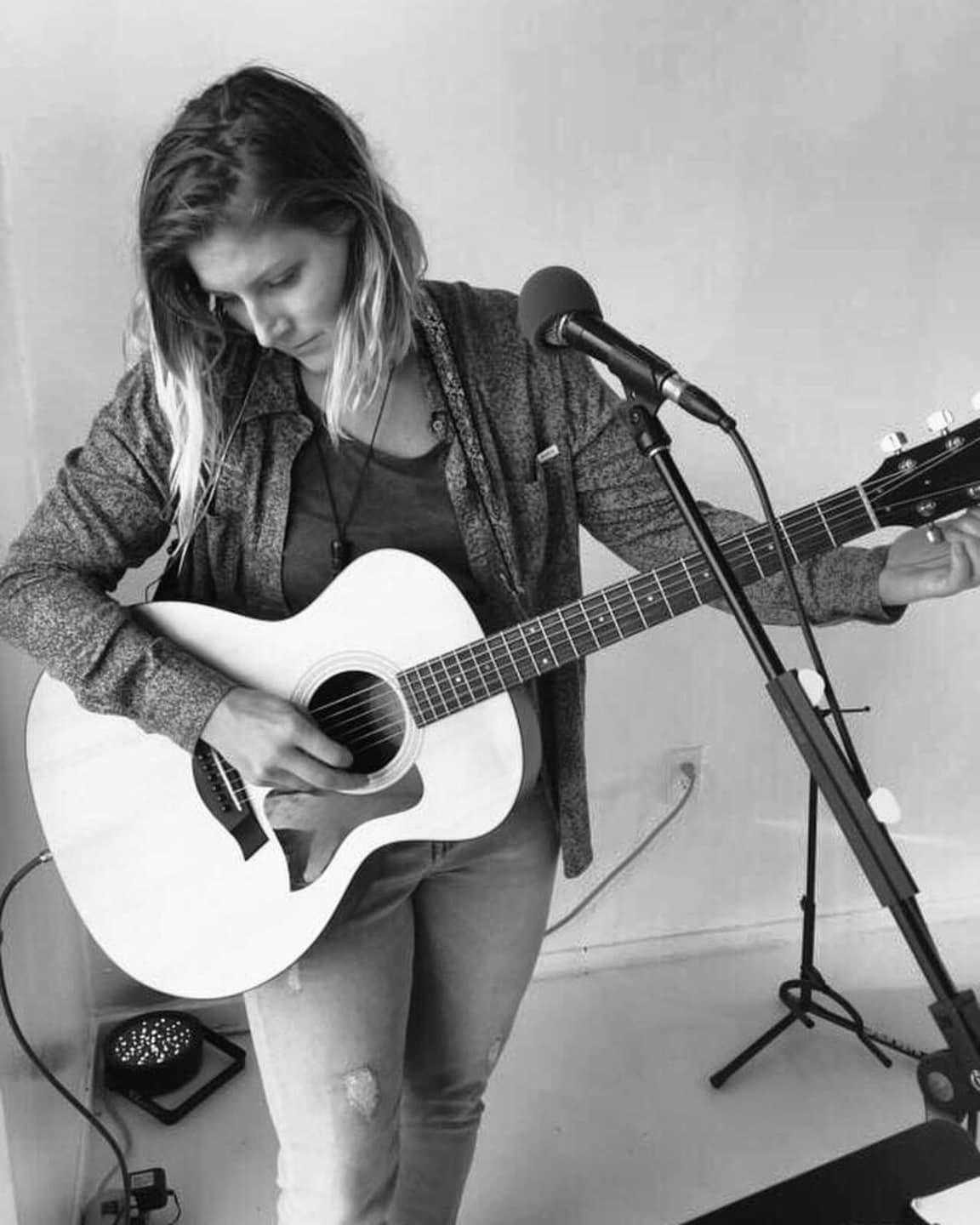Thursday, July 26th Live Music with Olivia Rhodes
