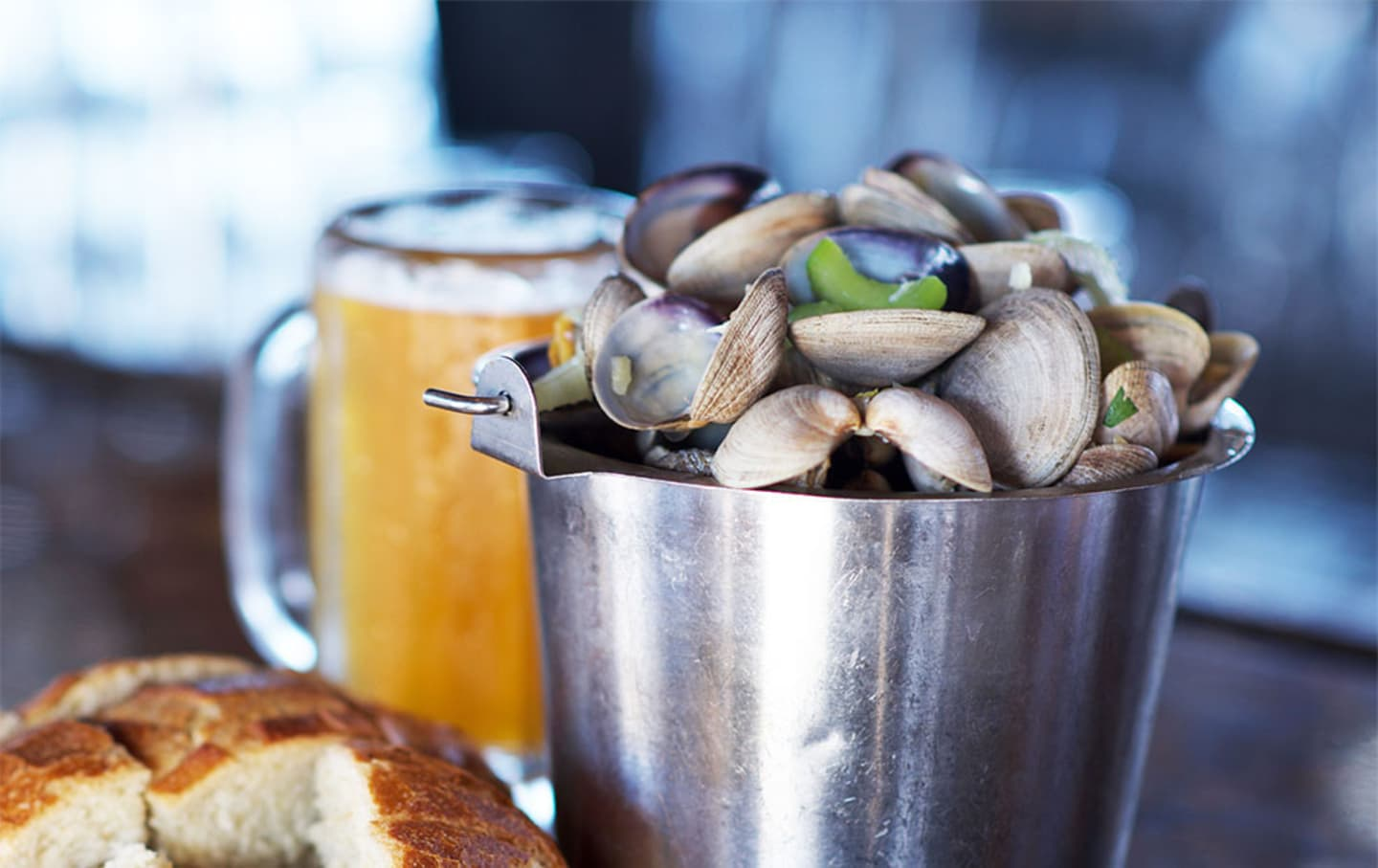 Bucket of Clams