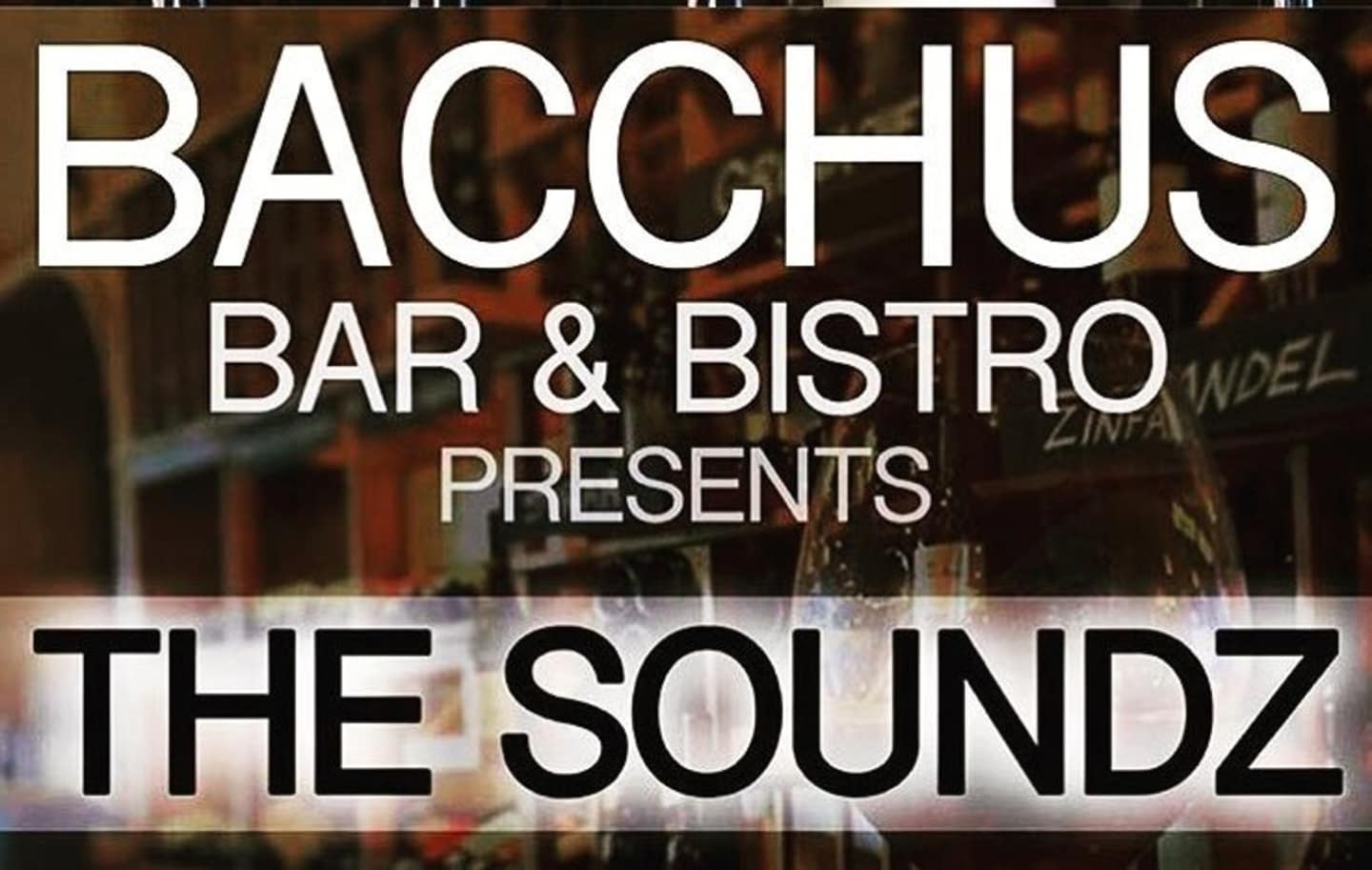 Friday, July 27th Live Music with The Soundz