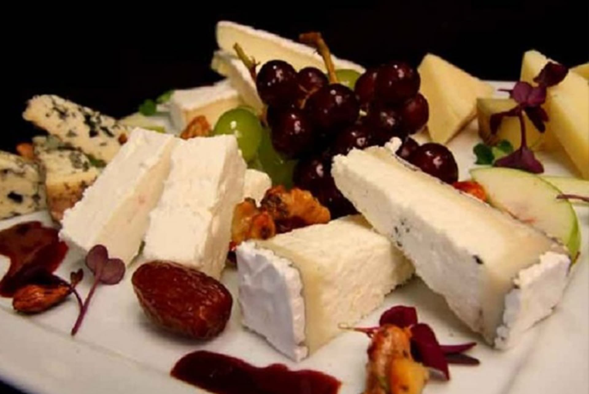 Port Artisan Cheese Plate