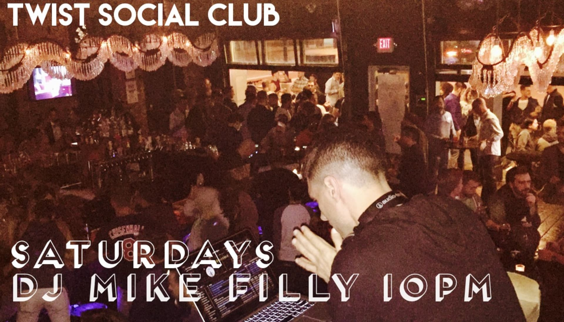 Saturday - DJ Mike Filly