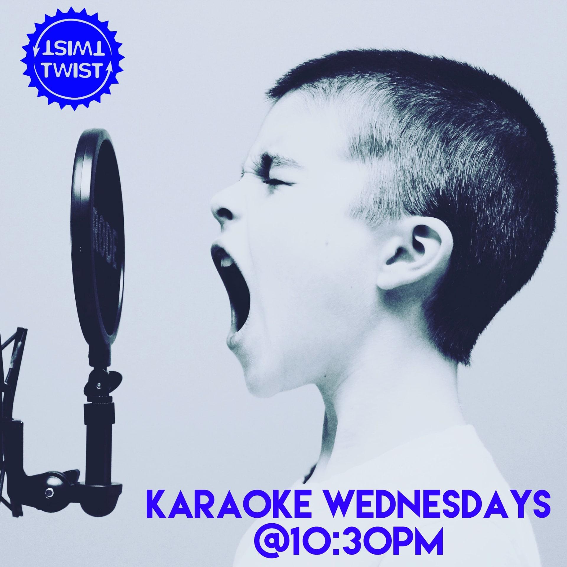 Wednesday - Karaoke