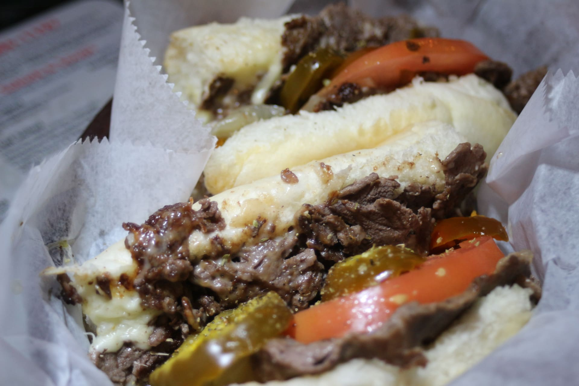 Charanns Cheesesteak - The Tampa Original