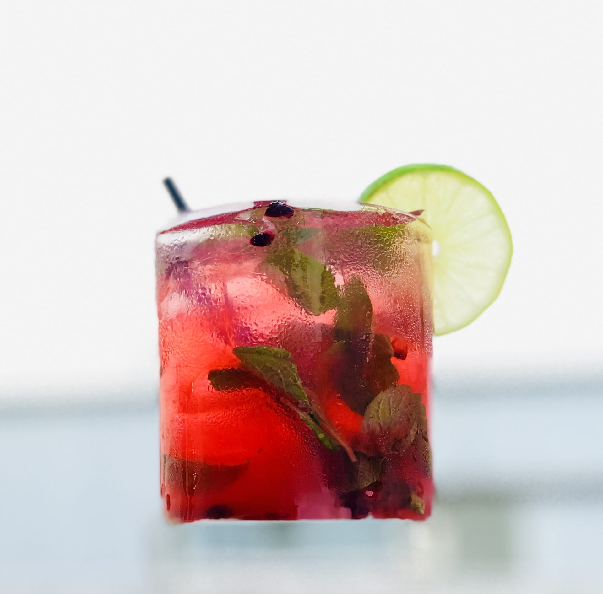 Farmer's Market Blackberry Mint Mojito