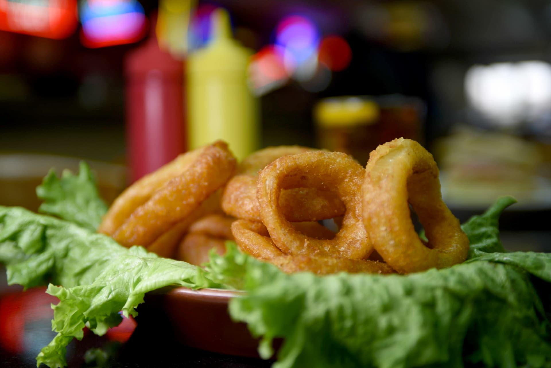 Onion Rings (Gourmet)