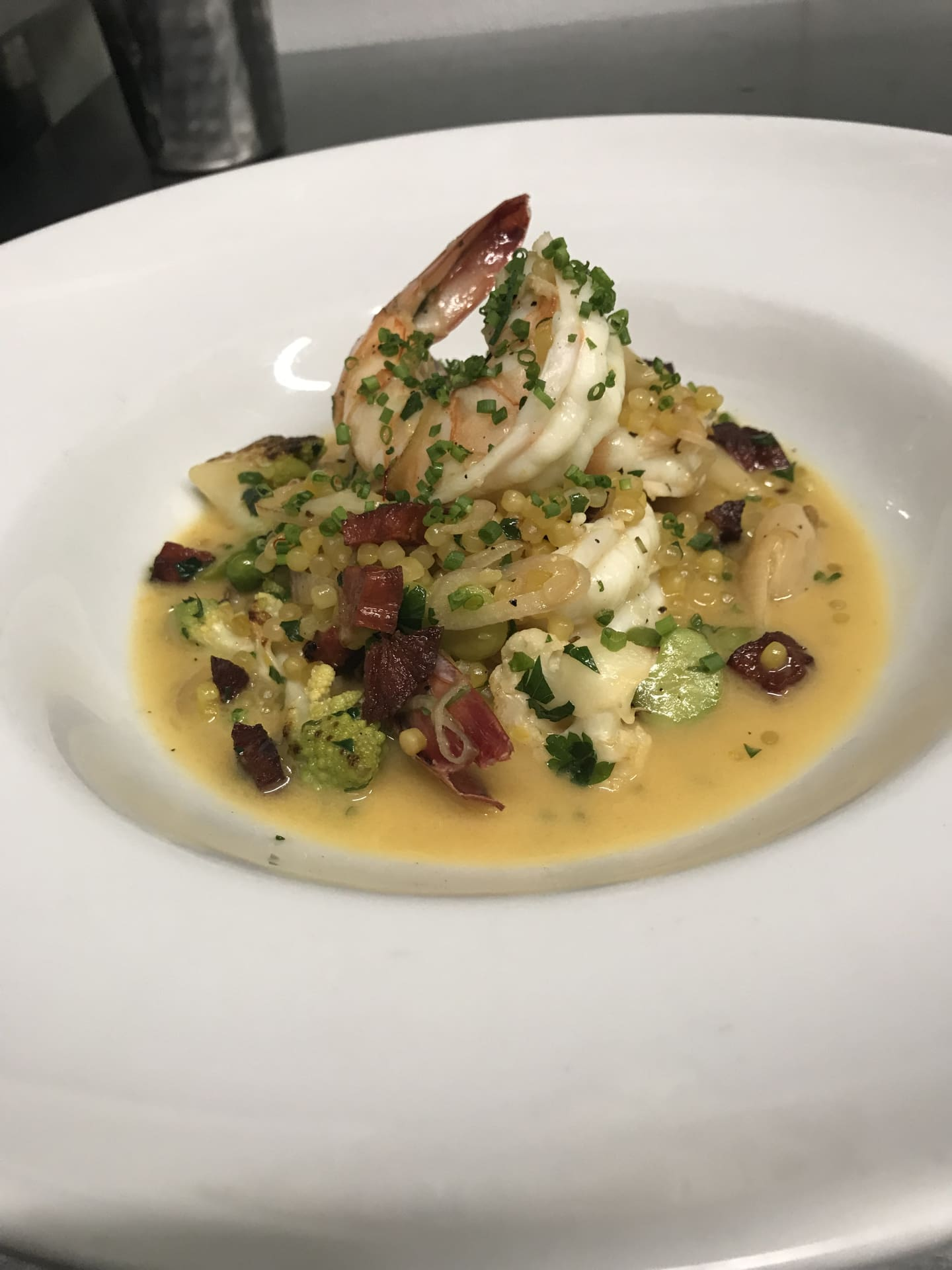 Wild Caught Mexican White Shrimp