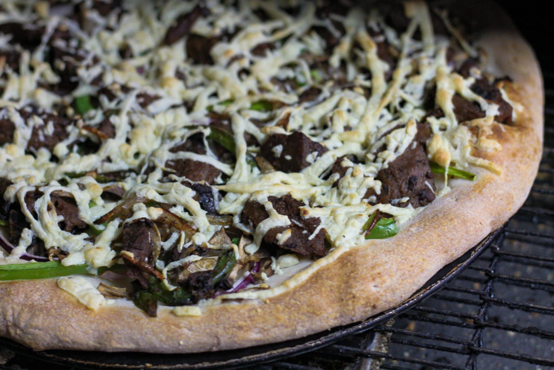 Phillysteak Pizza