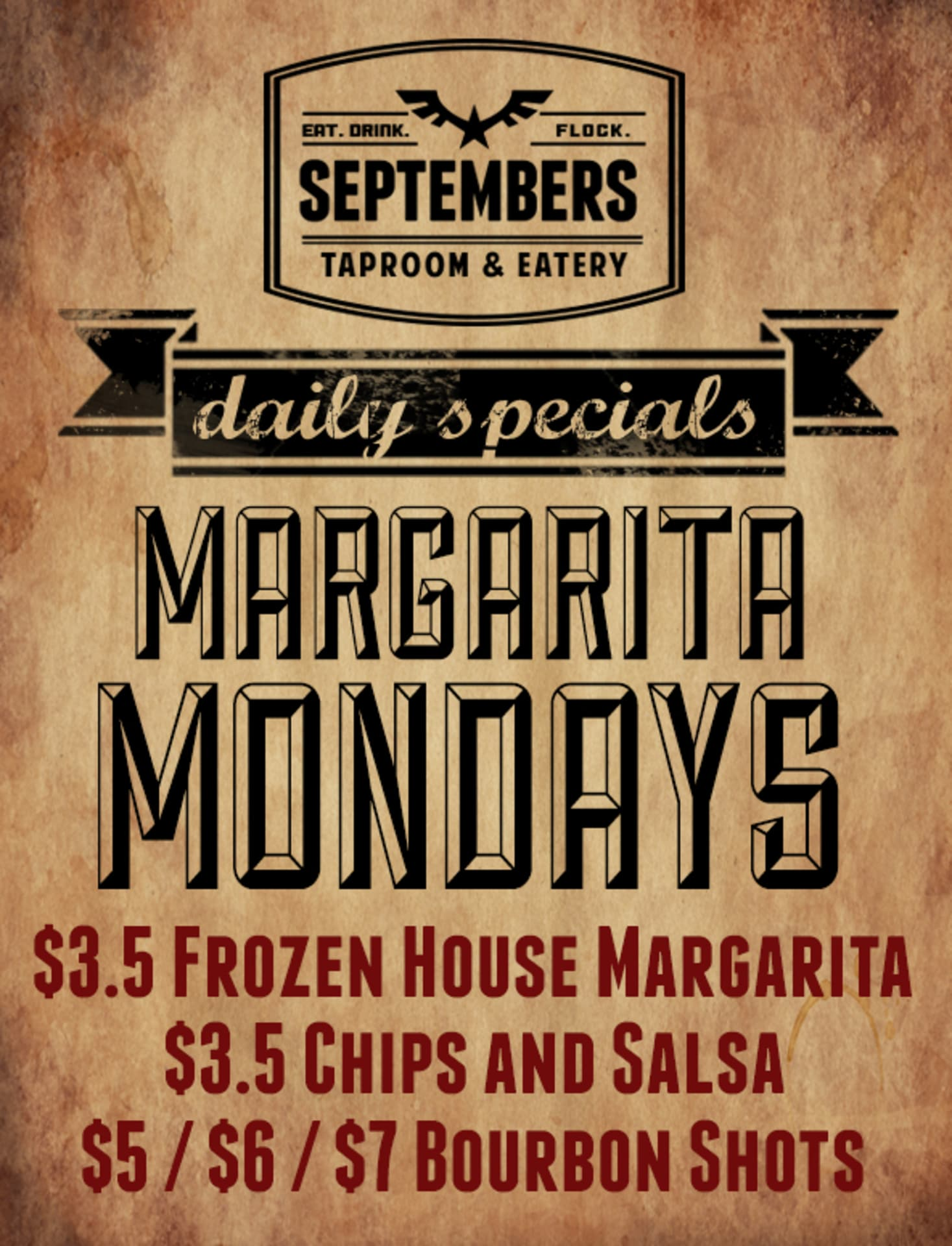 Monday   Margarita Monday