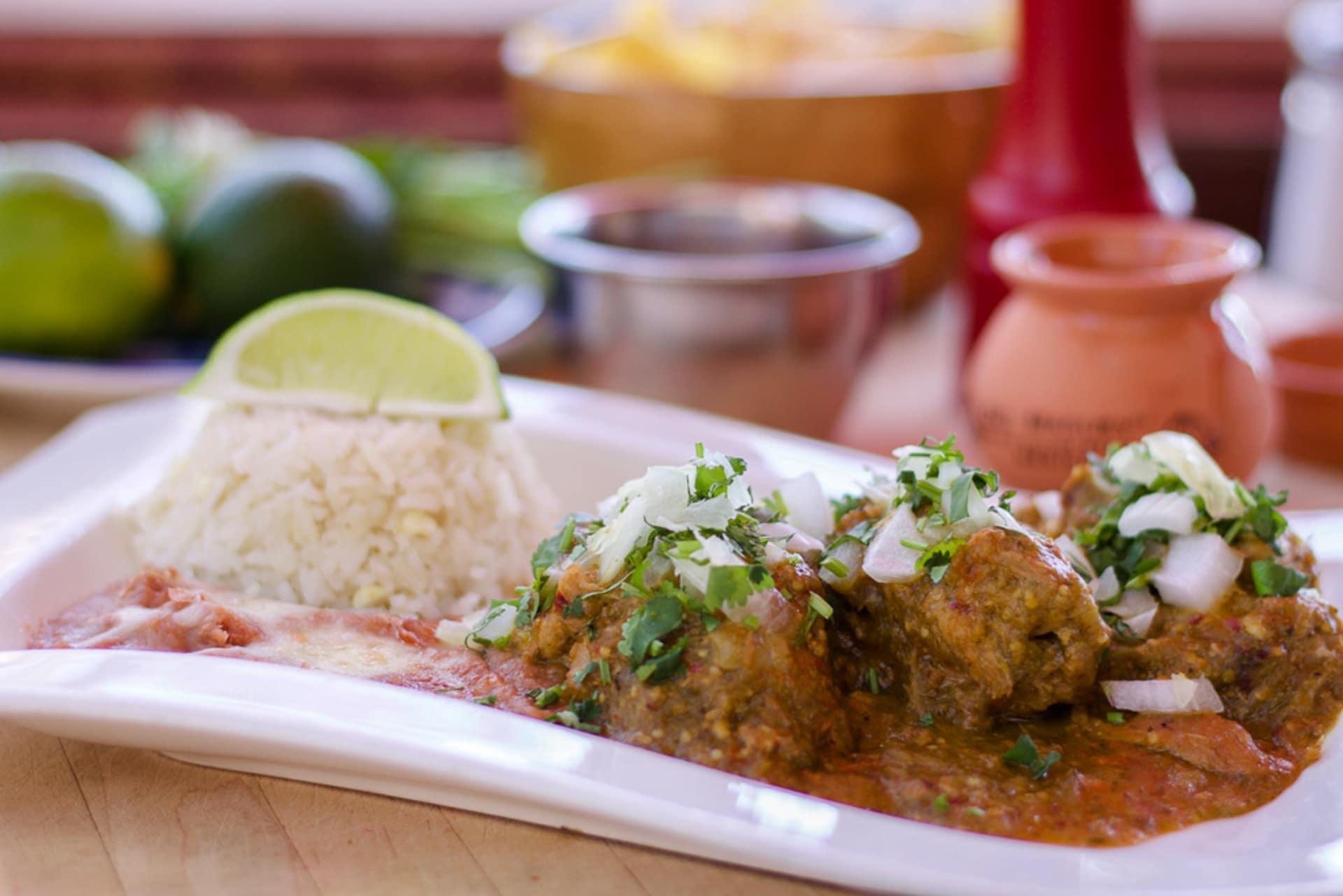 Prime Pork Chile Verde