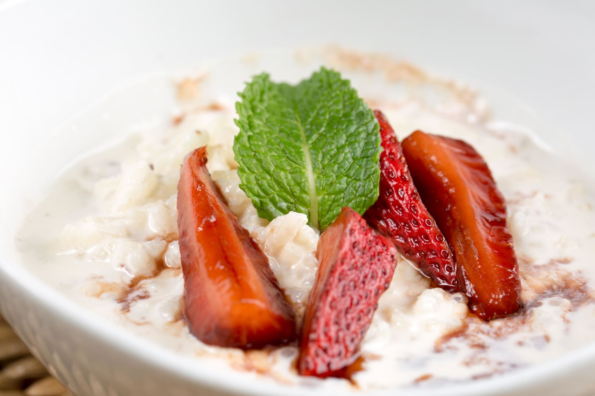 Valencia Rice Pudding