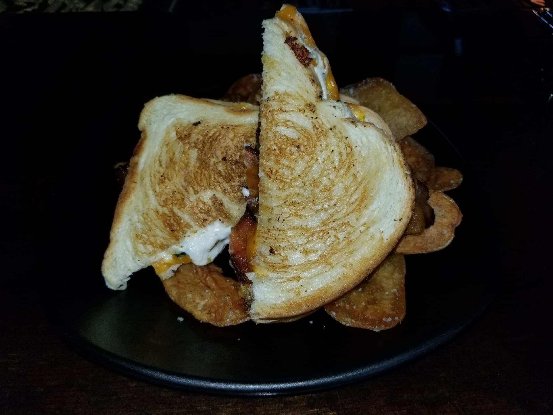Tony's Grilled Cheese