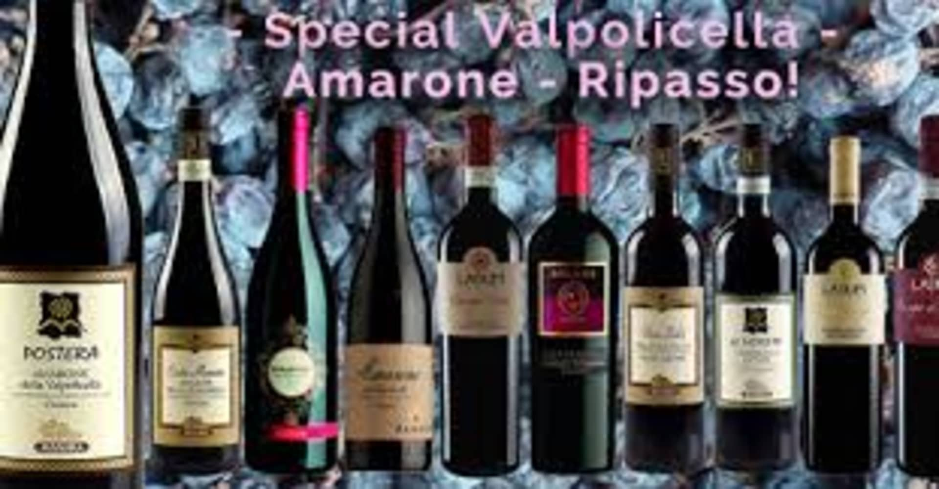 October Pairing Dinner - Veneto Amarone & Ripasso