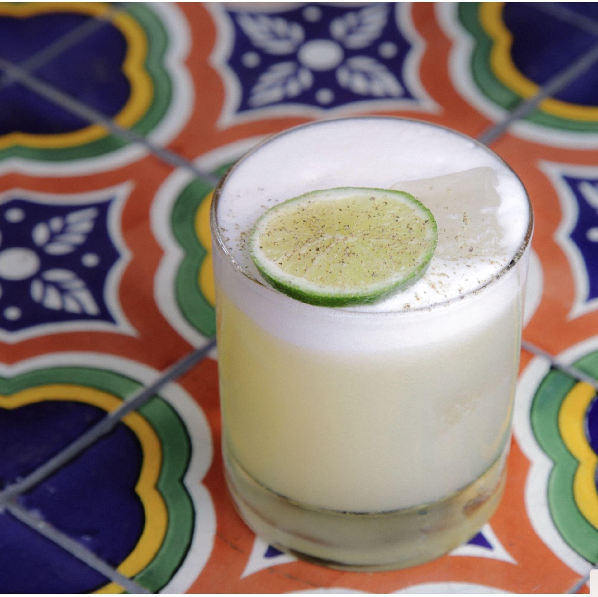 A Damn Good Margarita