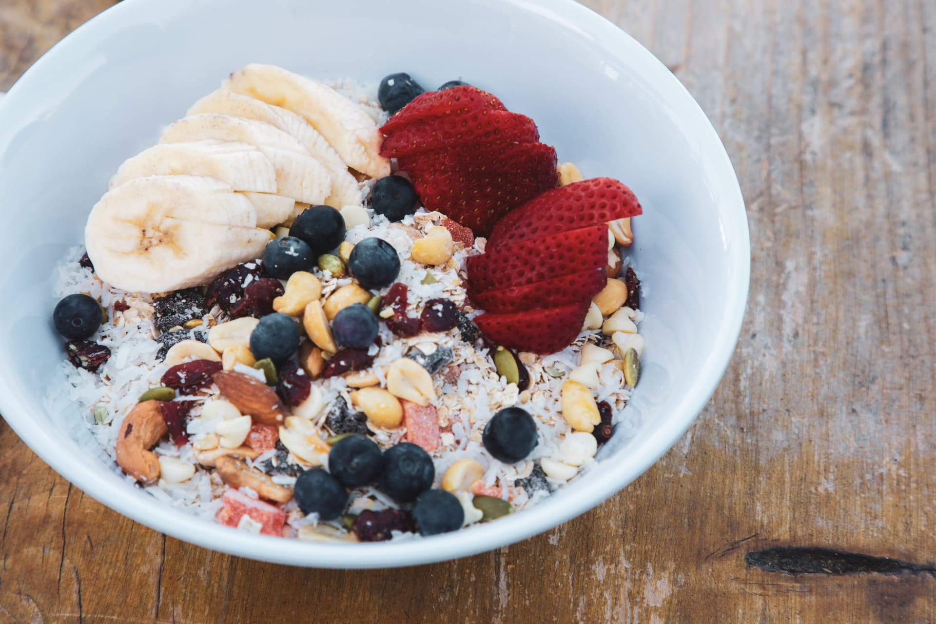 Organic Morning Muesli