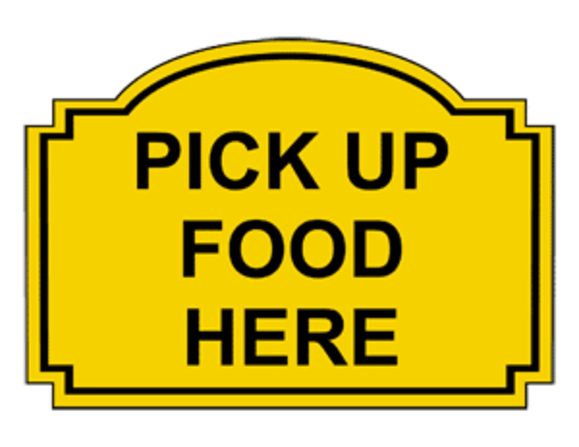 Order For Pickup!