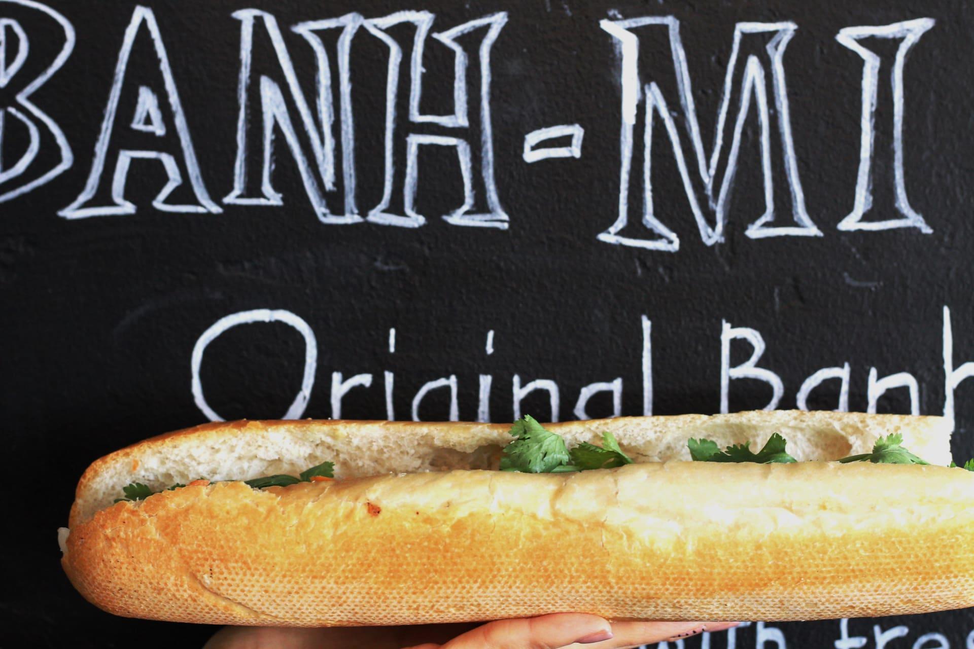 Chicken Banh - Mi
