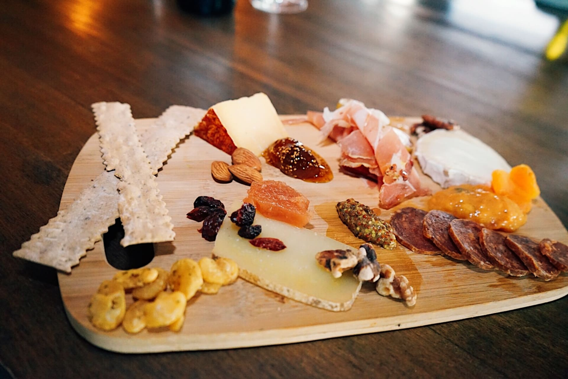 Cured Meats & Cheese Paired with your Wine or Beer Selection