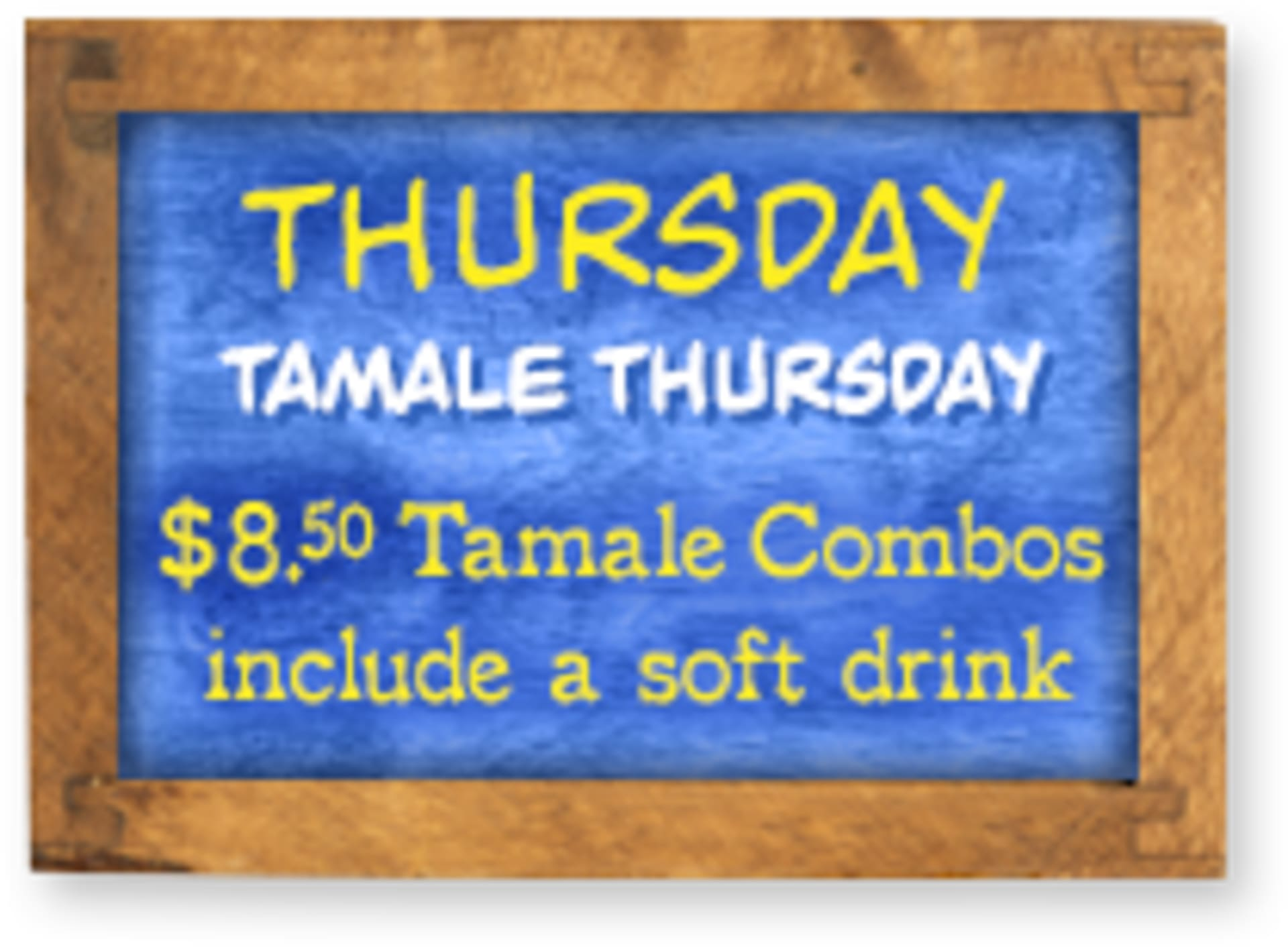 Tamale Thursday