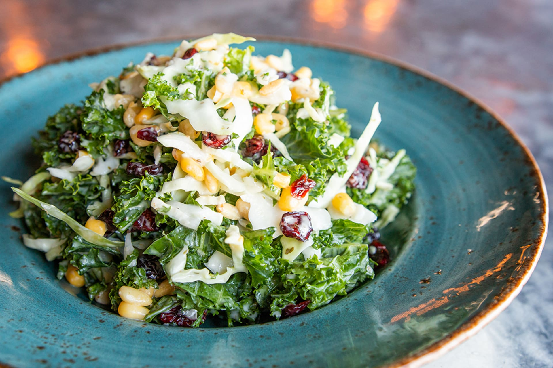 House Kale Salad