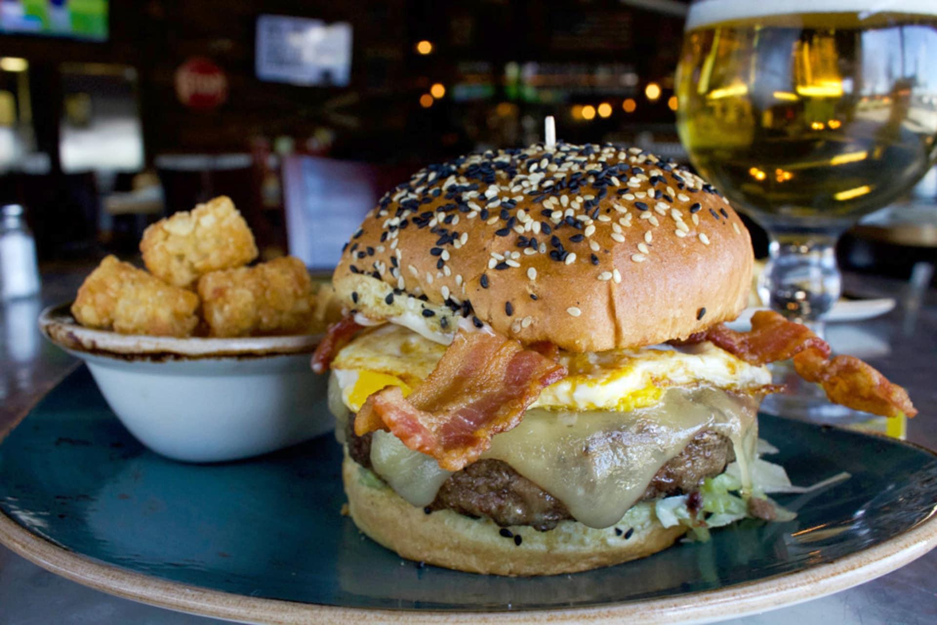 Septembers Burger