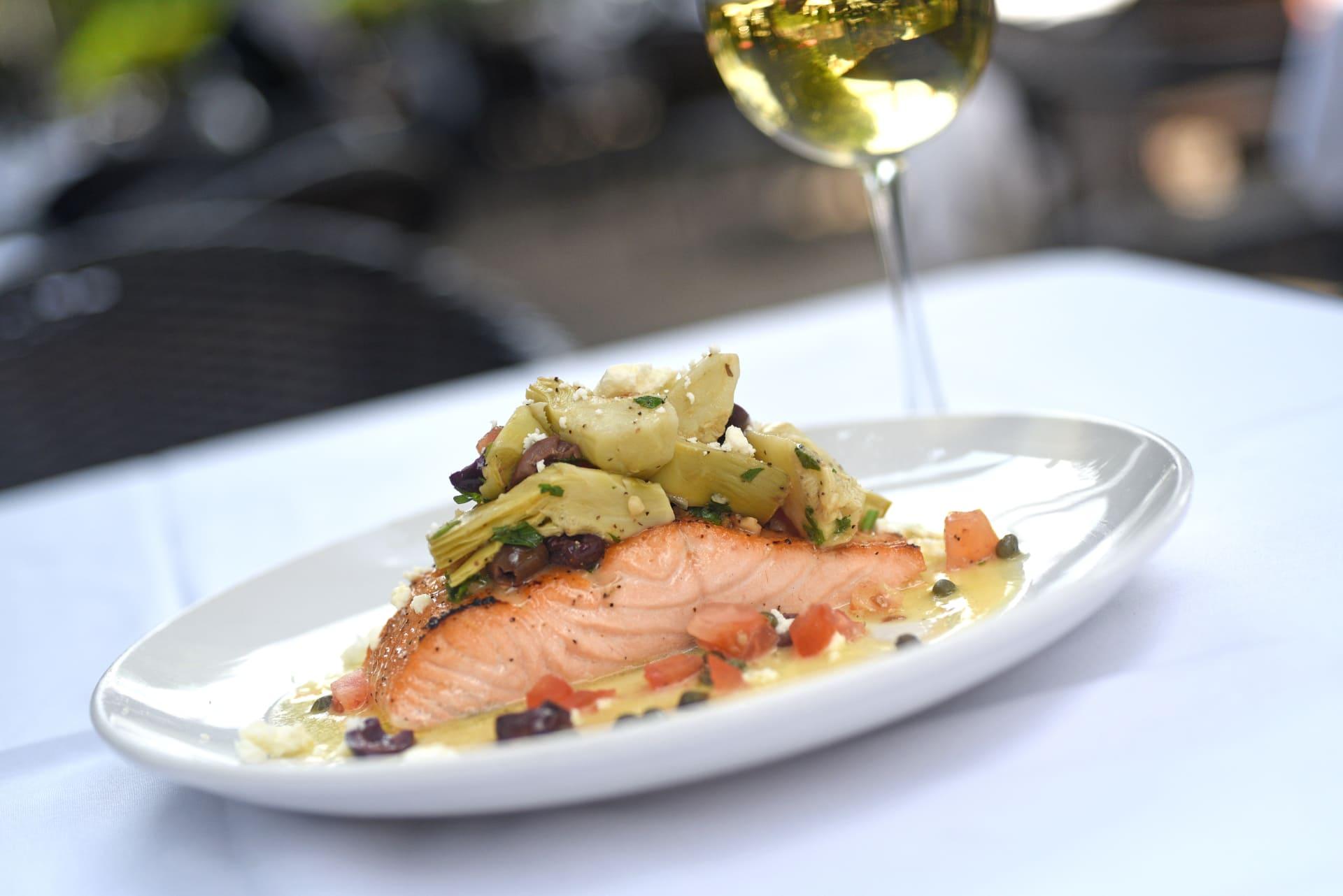 Mediterranean Organic Salmon