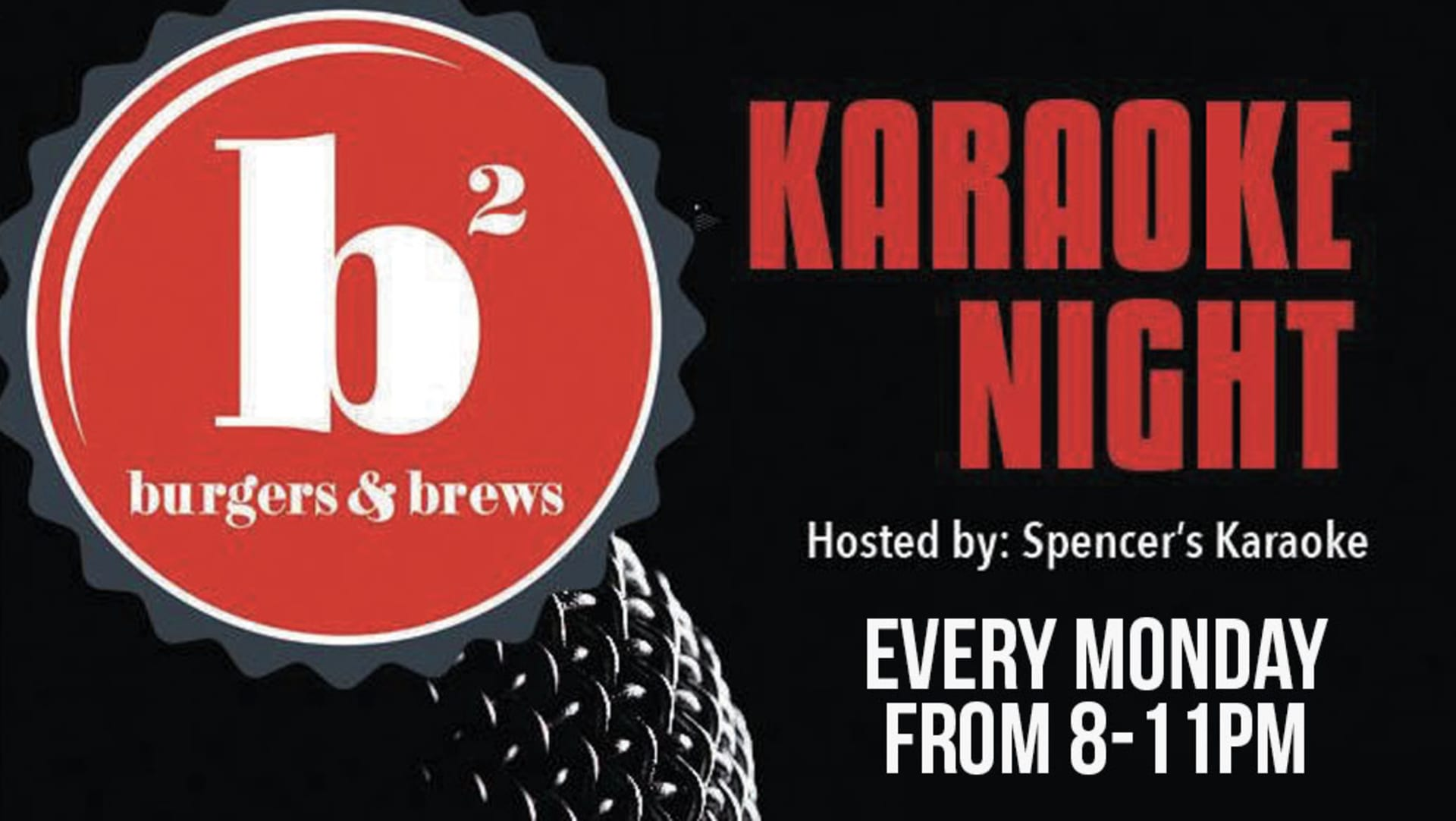 Karaoke Monday's at b²